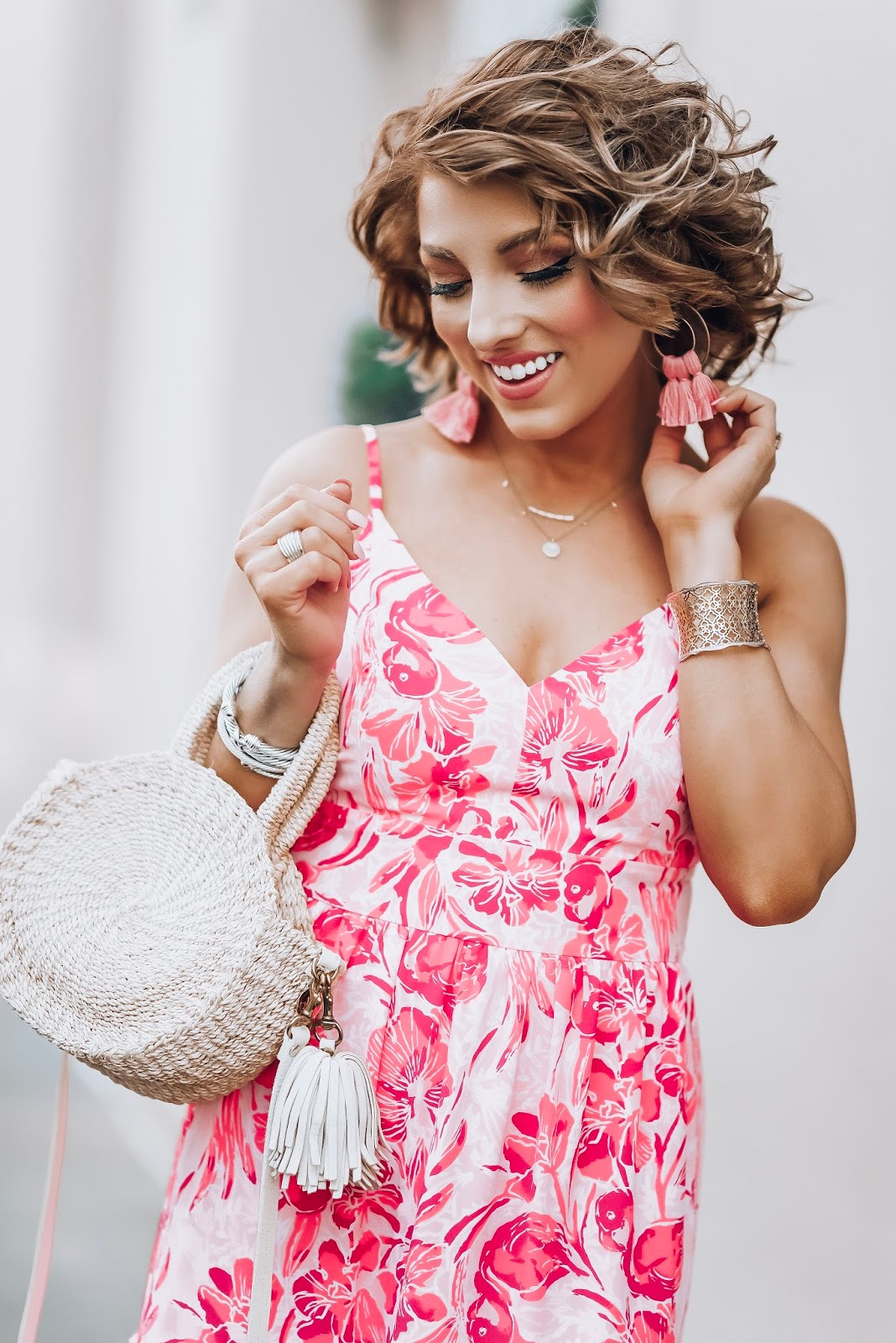 Lilly Pulitzer Melody Maxi Dress in Charleston, SC. - Something Delightful Blog