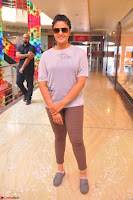 Sree Mukhi at Meet and Greet Session at Max Store, Banjara Hills, Hyderabad (9).JPG