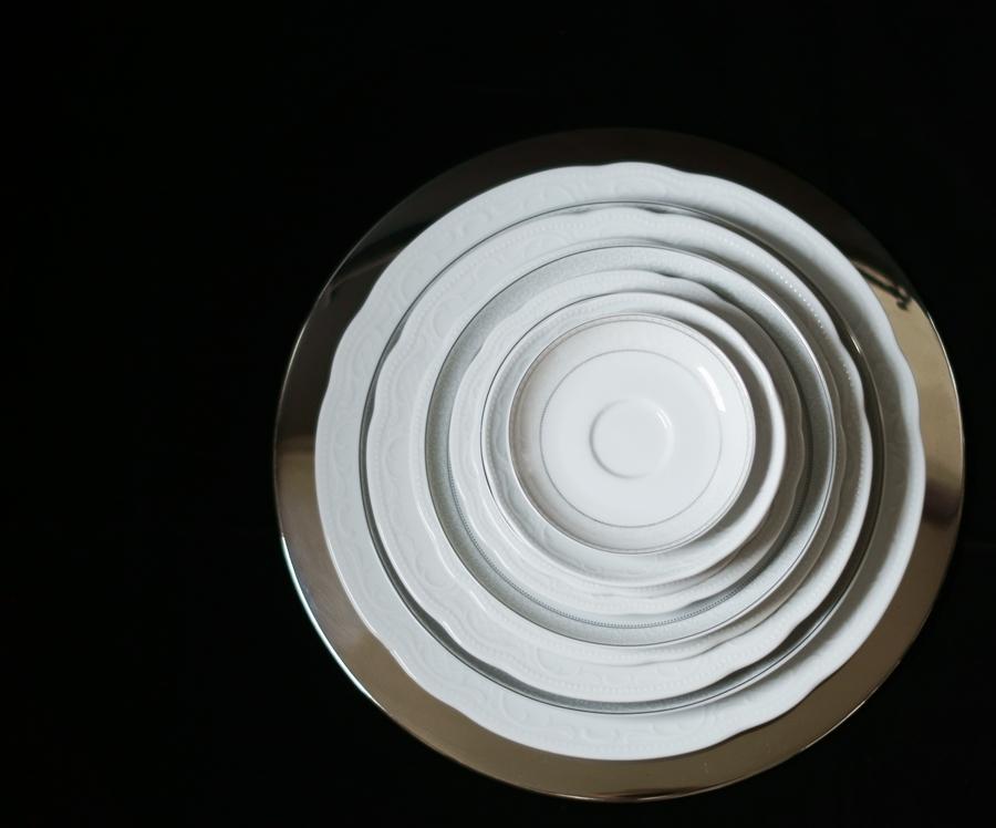 Blog + Fotografie by it's me! - Bunt ist die Welt - Teller von Seltmann