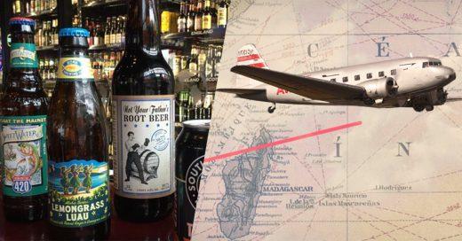 Empresa busca bebedores de cerveza que viajen por el mundo