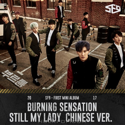 SF9 – Still My Lady (Chinese Ver.) – Single