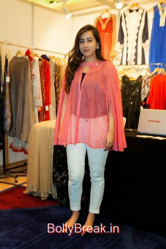 Bisma Ahmed, Nishka Lulla Hot Pics At Designer Nishka Lulla Snapped at DIVAlicious