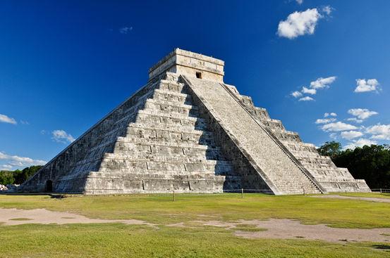Une pyramide à l'intérieur d'une pyramide: