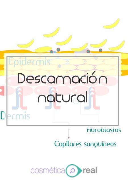 Descamación natural: Importancia en el cuidado de la piel