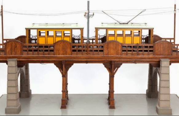 1906 esposizione ferrovia sopraelevata