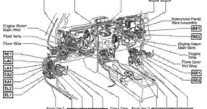 2007 Toyota Fj Cruiser Electrical Wiring Diagram