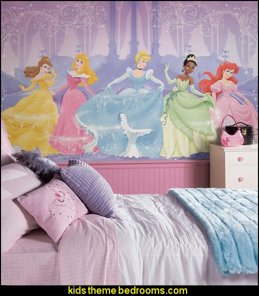Disney Perfect Princess Wall Mural