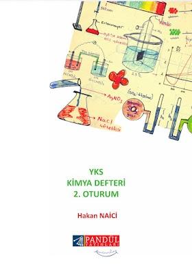 Pandül AYT Kimya Defteri PDF
