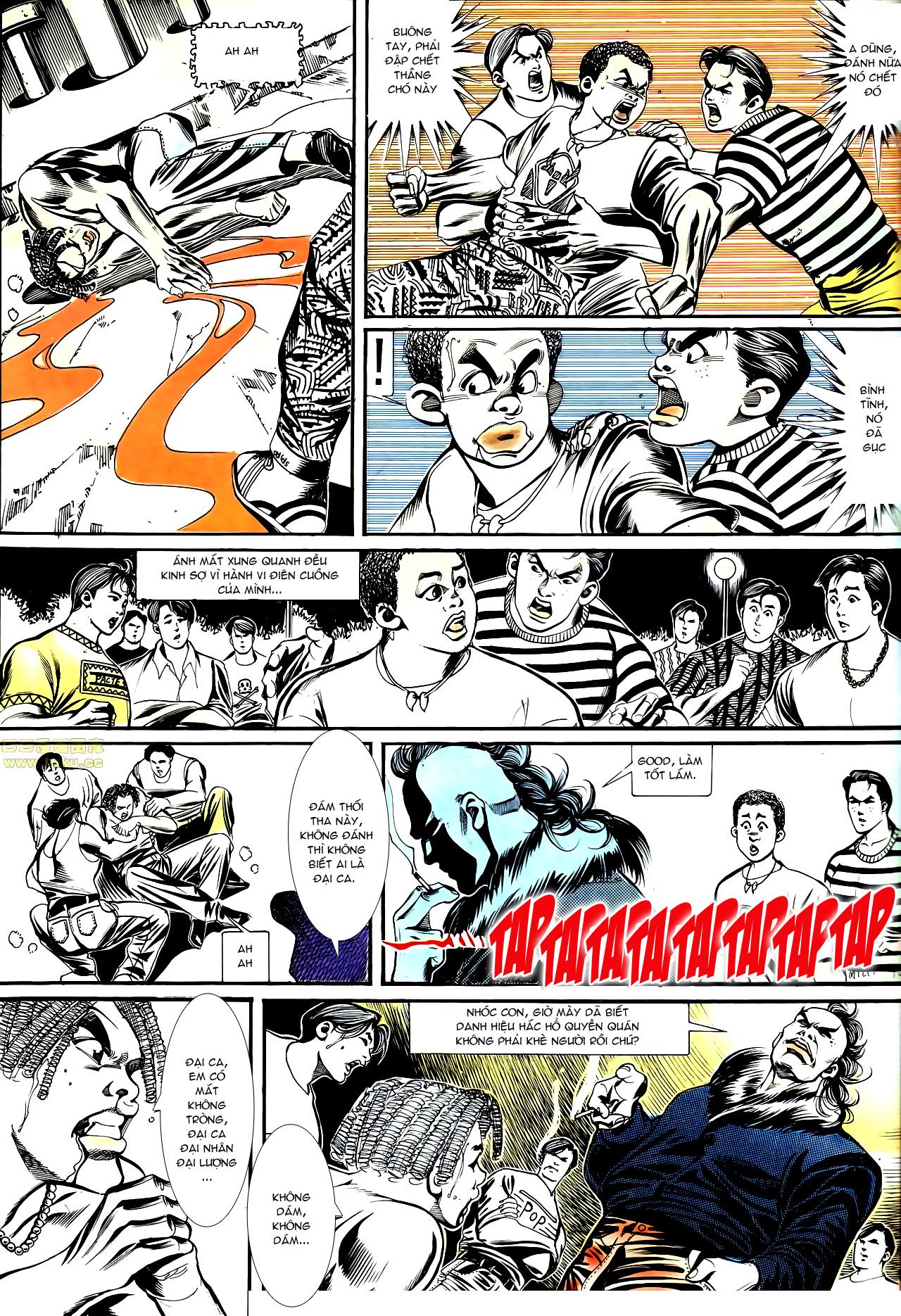 Người Trong Giang Hồ chapter 150: ai không yêu anh hùng trang 29