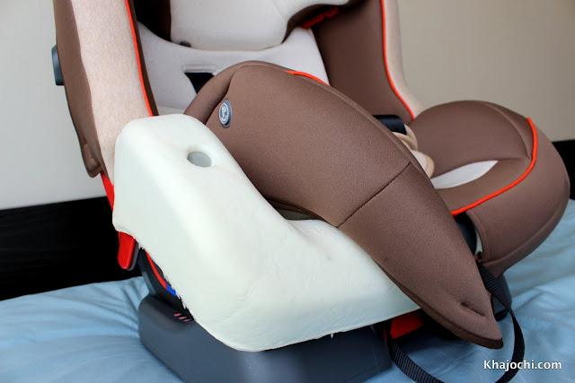 Daiichi Car Seat Review