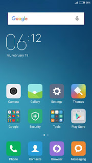 MIUI6.2.2-LENOVO-A7000-plus screenshot 1