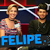 "Zé Felipe no programa ""Música Boa"""