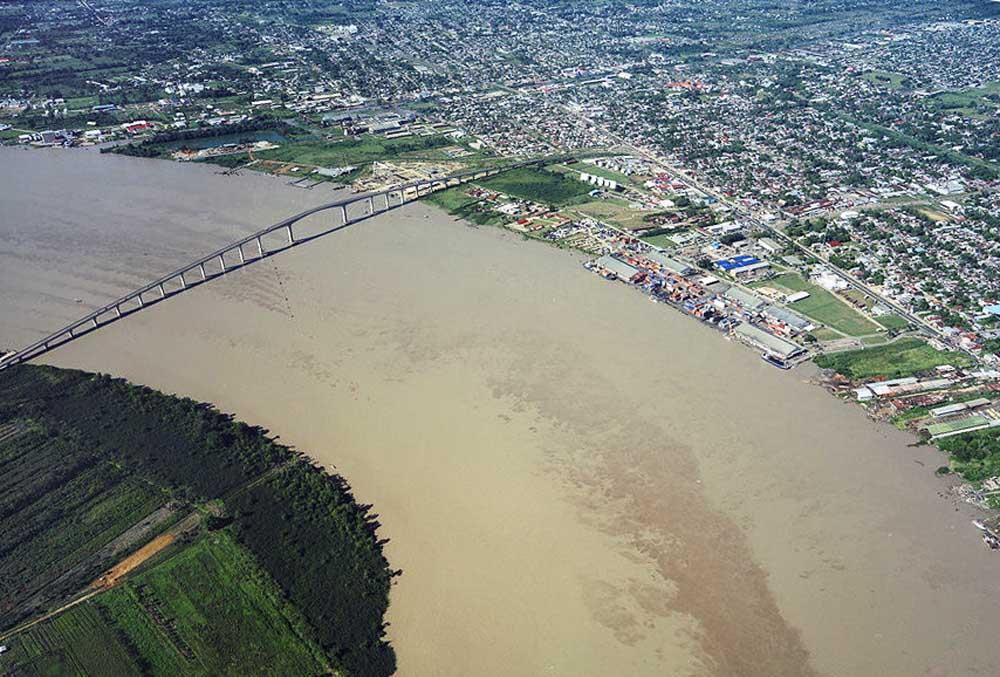 Paramaribo   Capital do Suriname