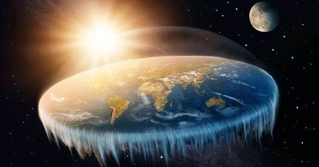 """Image result for Ph.D. Student's Thesis Presents """"Scientific Evidence"""" The Earth Is Flat"""