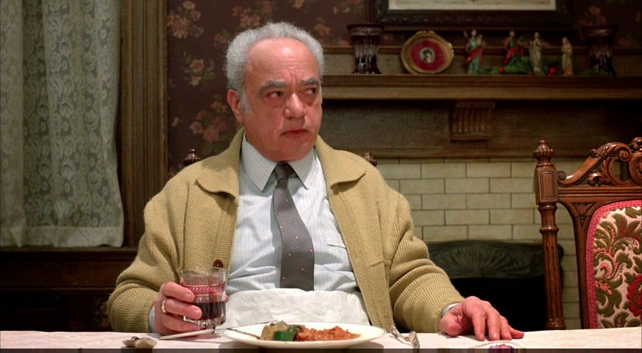 Louis Guss: N Y  Character Actor of MOONSTRUCK, THE GODFATHER, THE