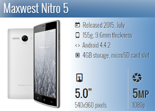 Maxwest Nitro 5