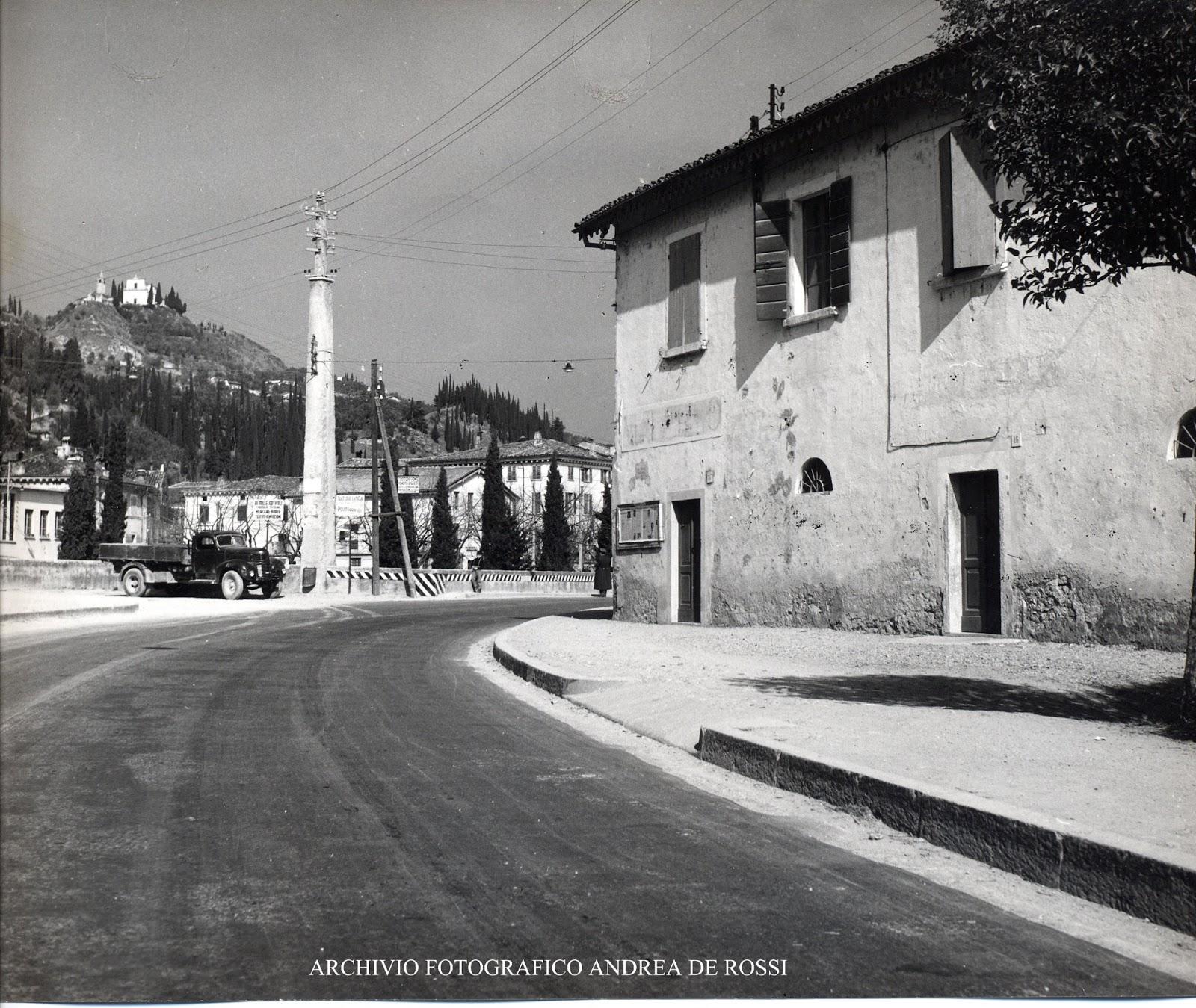 Storia Di Toscolano Maderno Casa Al Ponte Ora Demolita
