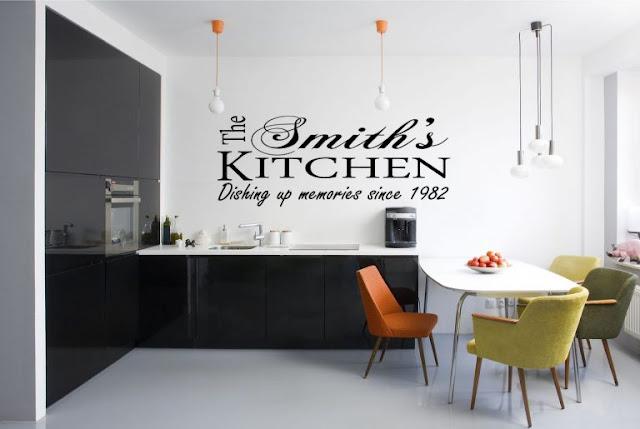 Decorative Vinyls for Kitchen 5