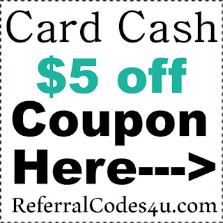 Card Cash Coupon Code 2017, Cardcash Reviews, Cardcash Referral Bonus, Cardcash Promo Code January, February, March, April