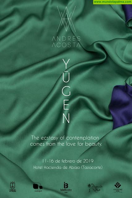 Andrés Acosta realizará visitas guiadas en su primera exposición en Canarias