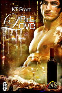 CBLS Blog Tour Review: A Bid For Love by KT Grant