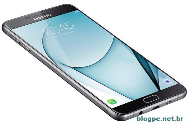 Samsung Galaxy A9 (2016) chega ao Brasil com bateria de 5.000 mAh; confira