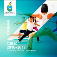 Actividades y Cursos 2016
