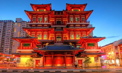 Rekomendasi Hotel Di Chinatown Singapore