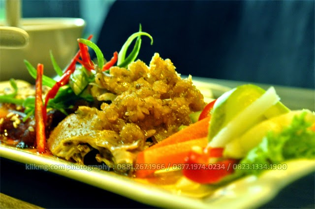 Menu Kuliner Lezat : Nasi Hainam Spesial - Table 9 Resto Purwokerto, Photo by.: KLIKMG.COM Photography, Photographer Indonesia