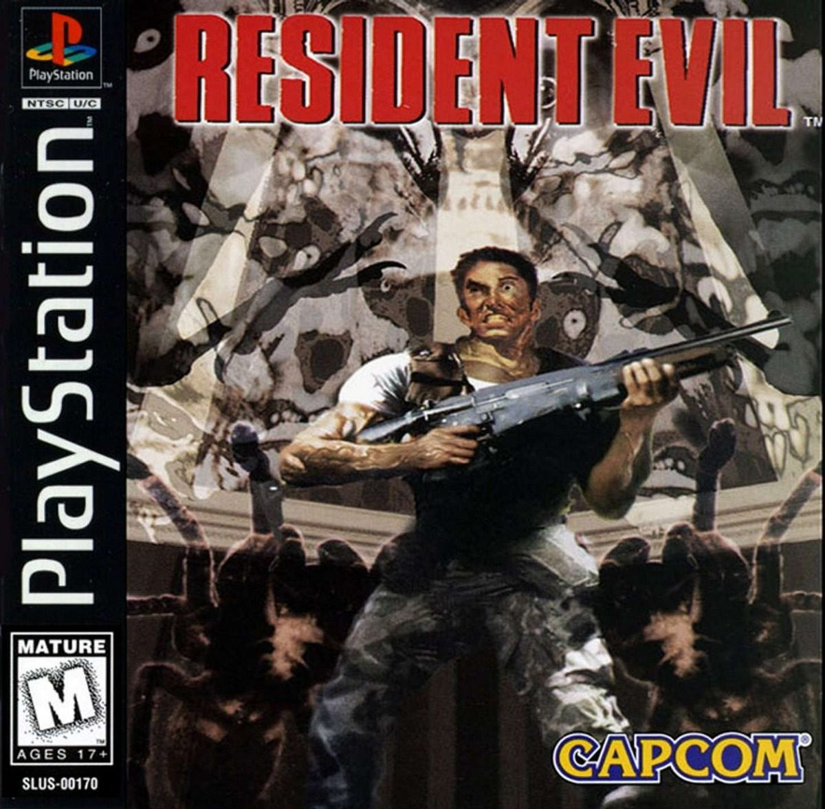 ROMs - Resident Evil (Português) - PS1 - ISOs Download