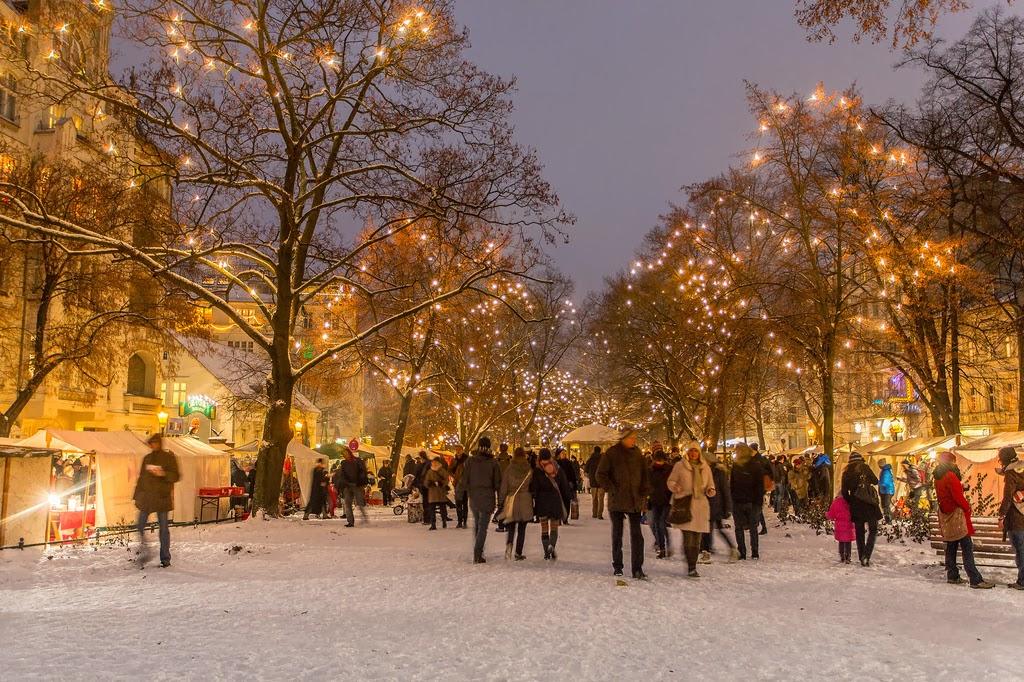 Jarmarki bożonarodzeniowe w Berlinie