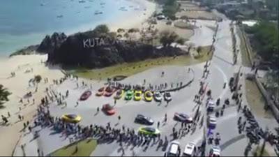 Di Beritakan Lombok (NTB) Pada Tahun 2021 Akan Mengadakan Moto GP