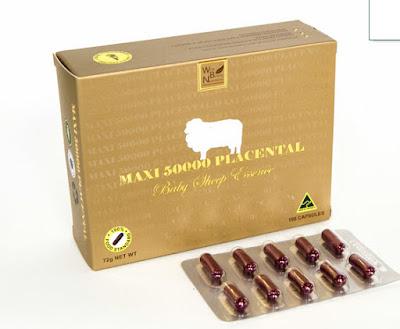 Maxi 50000 Placental