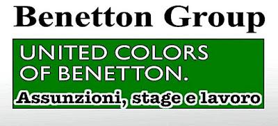 Benetton cerca dipendenti (adessolavoro.blogspot.com)