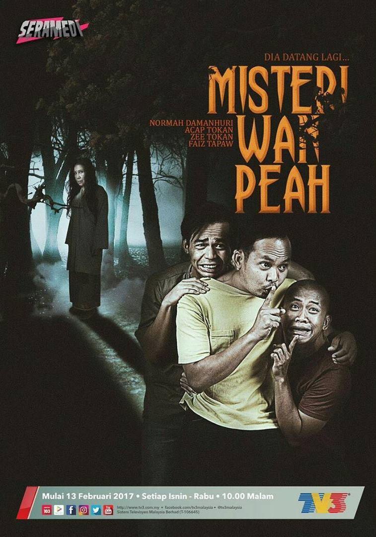 Misteri Wan Peah (TV3)