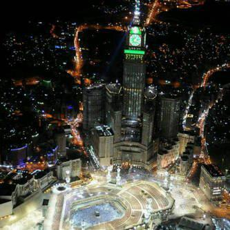 Musings of a Muslim Lion/Singa: Hadith Prophecy about Makkah- Signs