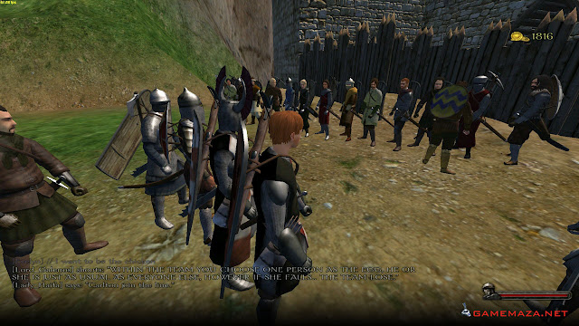 Mount and Blade Warband Gameplay Screenshot 1