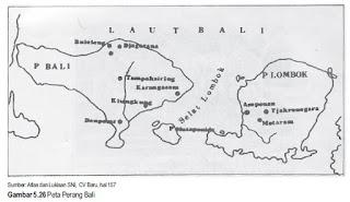 Akhir perlawanan Rakyat Bali