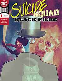 Suicide Squad Black Files