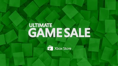"""אירוע מבצעי הקיץ של מיקרוסופט """"Xbox Ultimate Game Sale"""" התחיל והוא מציע מאות מבצעים"""