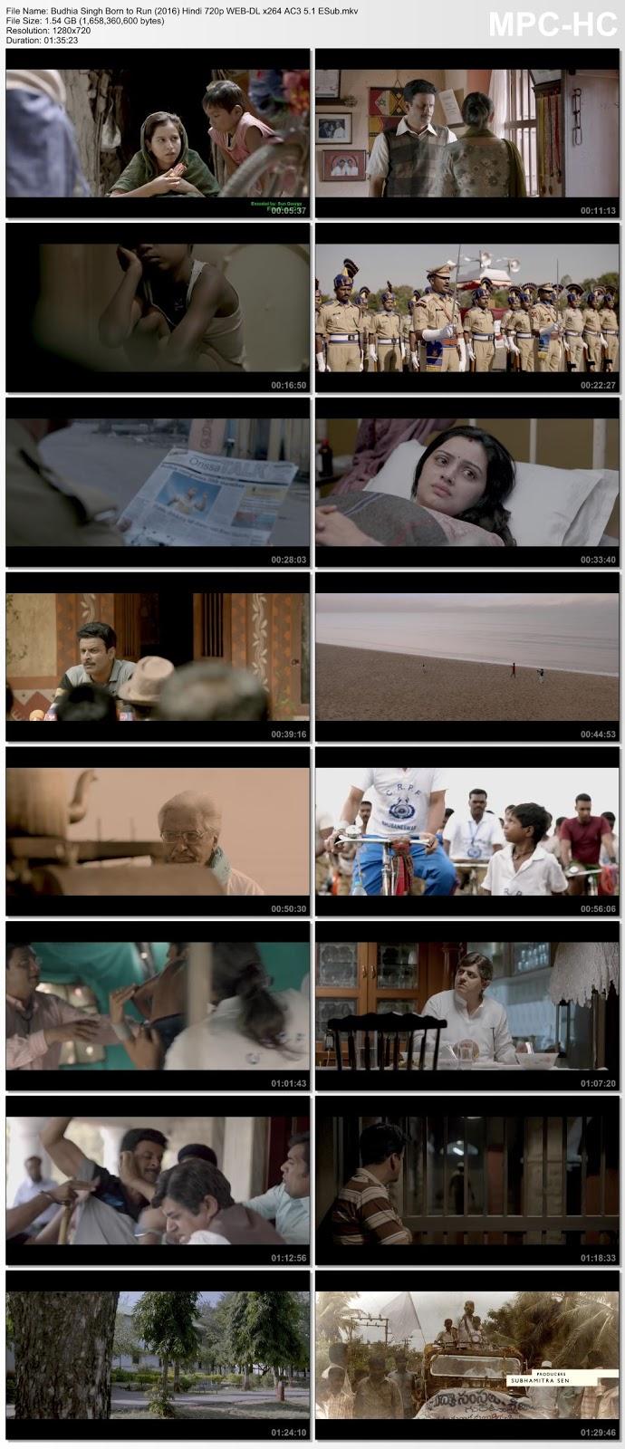 Budhia Singh Born to Run (2016) Hindi 720p WEB-DL x264 AC3 5.1 ESub 1.5GB Desirehub