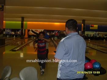 Pertandingan Bowling Bekas Pelajar SMKSTAD 2016