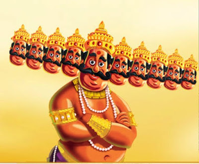 Free Download Happy Dussehra FB Animated Images