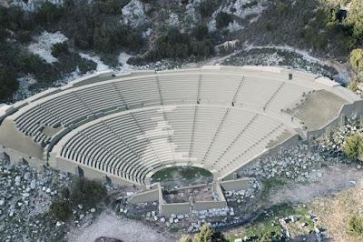 Το «ΔΙΑΖΩΜΑ» ξαναδίνει ζωή στο αρχαίο θέατρο της Κασσώπης