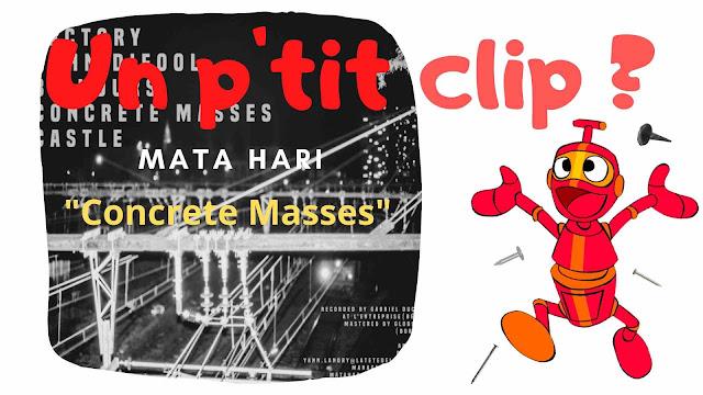 Mata Hari vous refait une beauté et sculpte votre corps avec Concrete Masses.
