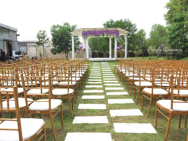 register of marriage, ROM, gazebo, chivalry chairs, gold, purple, lavender, pedestal, flower stands, theme, save the date, tie the knot, puteh subang, event venue, christian, chinese, malay, arch, photo table, love corner, bespoke, stage, logo, signage, welcome board, reception table decor, VIP centerpiece, chair tie back, walkway, aisle, red carpet, rental, stylist, malaysia, kuala lumpur, selangor, melaka, seremban, bentong, pahang