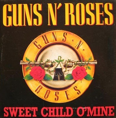 sweet child o'mine guns'n'roses