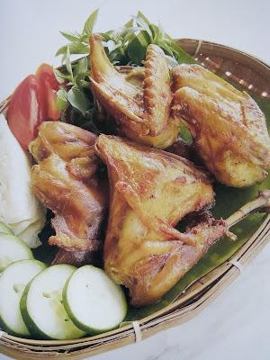 Resep Ayam Goreng Bumbu Soto