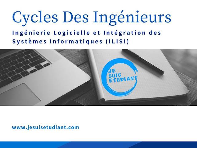 Cycles Des Ingénieurs | Ingénierie Logicielle et Intégration des Systèmes Informatiques ILISI - Conditions D'accés