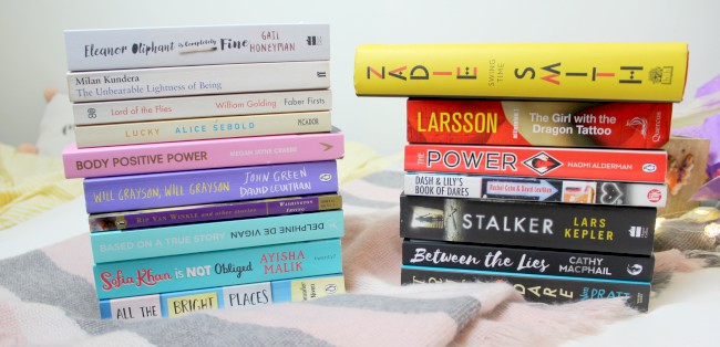 February book haul
